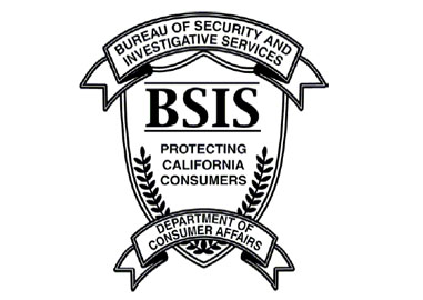 BSIS Licensed Training Facility