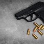 Gun w Bullets